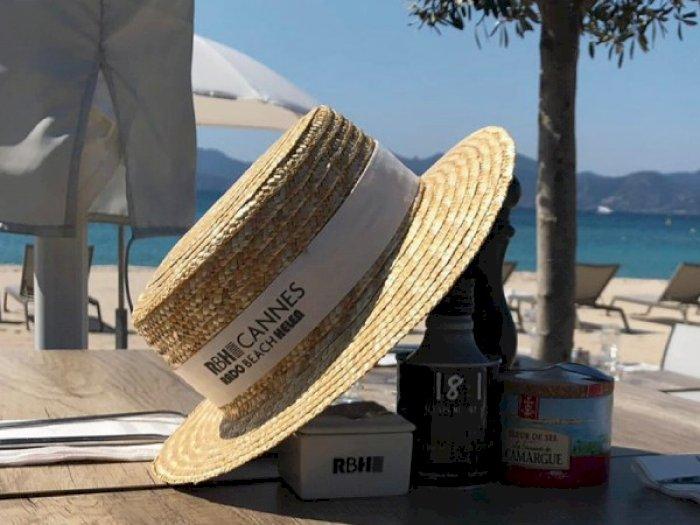 Le Chapeau publicitaire de l'été