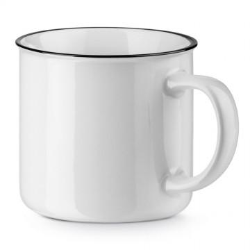 Mug Vernon Blanc