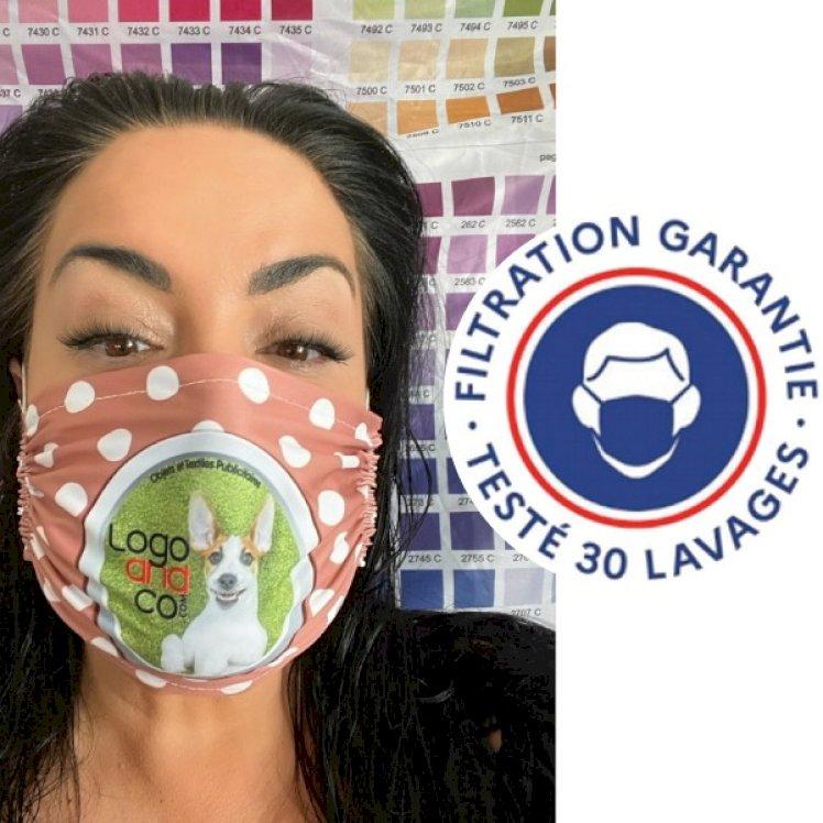 Masque UNS1 DGA CLASSE 1 30lavages