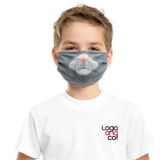 Masque Certifié UNS-1 pour enfant