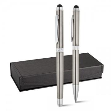 Set stylo roller et stylo à bille Forks