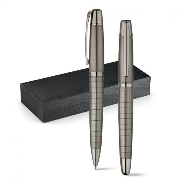 Set stylo roller et stylo à bille Dawson